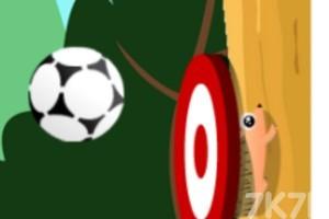 《足球打靶》游戏画面1