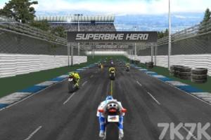 《狂飙摩托车》游戏画面1