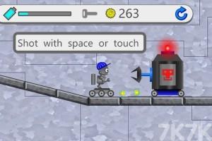 《机器人逃亡记H5》游戏画面3