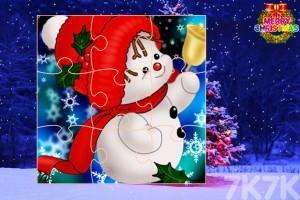 《圣誕拼圖挑戰》游戲畫面2