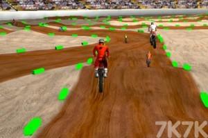 《越野摩托大赛》游戏画面4