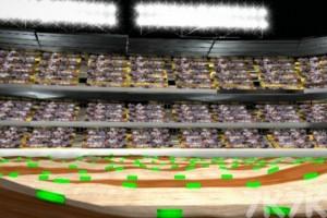 《越野摩托大赛》游戏画面1