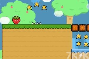 《草莓大冒險》游戲畫面1