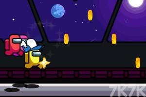 《太空跑酷》游戲畫面2