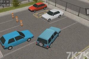 《停車考驗》游戲畫面1