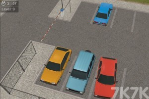 《停車考驗》游戲畫面3
