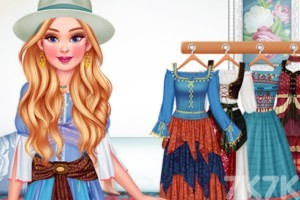 《公主異國旅行》游戲畫面3