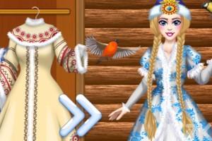 《冰雪公主夢》游戲畫面3