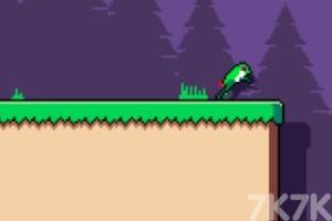 《青蛙月球冒險》游戲畫面2