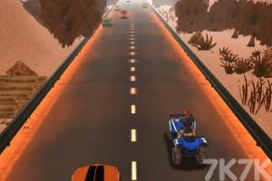 《狂飙越野四驱车》游戏画面3