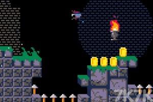 《龍穴中的忍者》游戲畫面2