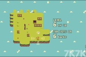 《赶鸡进笼》游戏画面2
