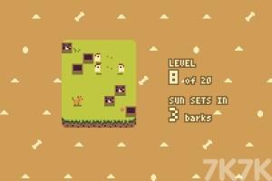 《赶鸡进笼》游戏画面4