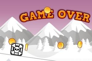 《冰山滑雪》游戏画面4