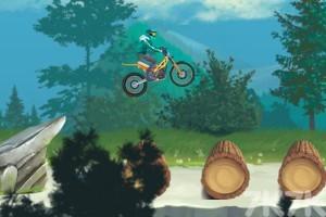 《特技摩托大赛3》游戏画面1