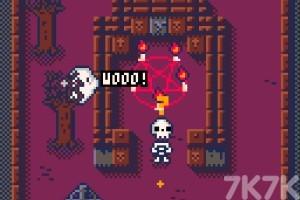 《幽灵的大冒险》游戏画面3