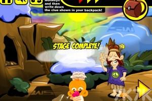 《逗小猴开心系列489》游戏画面4