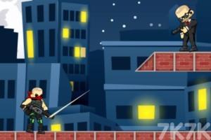 《光頭特工》游戲畫面3