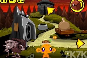 《逗小猴开心系列492》游戏画面2