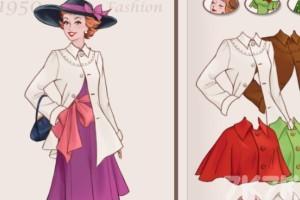 《时尚画报女郎》游戏画面2