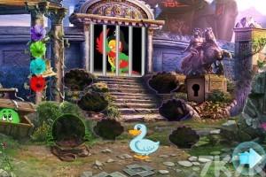 《解救海盗鹦鹉》游戏画面1