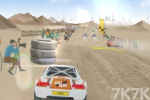 《拉力车挑战赛》游戏画面4