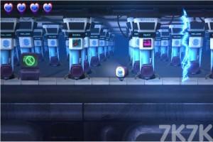 《机器人冒险》游戏画面1
