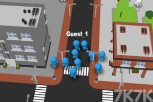 《擁擠城市》游戲畫面3