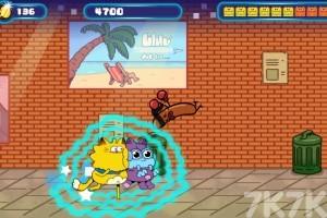《喵星人跑酷》游戏画面2