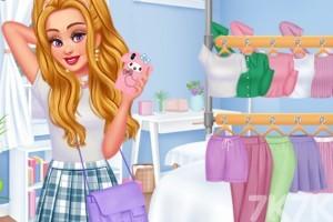 《每月少女装》游戏画面3