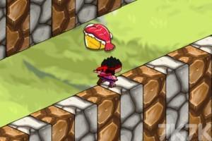 《立方忍者》游戏画面4