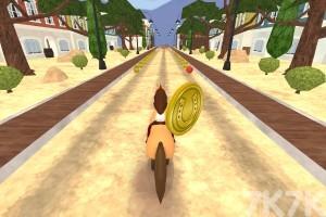 《小马跑酷》游戏画面1