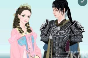 《江山王后装》游戏画面1
