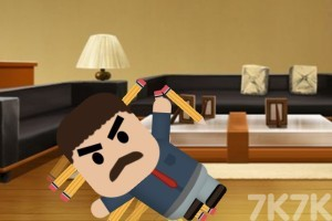 《爆锤橡皮人》游戏画面1