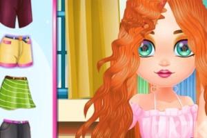 《明星美发屋》游戏画面2