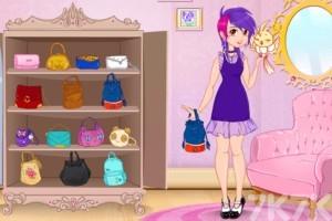 《装扮可爱公主》游戏画面4