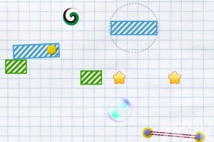 《糖果球入篮》游戏画面3