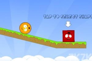 《消除红色方块》游戏画面1
