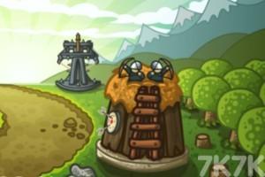 《怪物突袭》游戏画面1