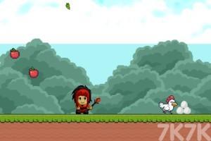《捉鸡计划》游戏画面1