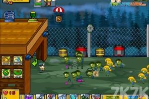 《抵御丧尸3》游戏画面3