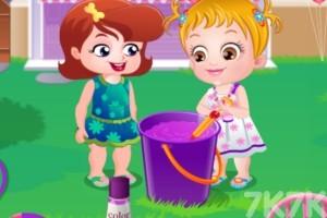 《可爱宝贝过家家H5》游戏画面5