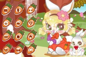 《可爱的兔子》游戏画面4
