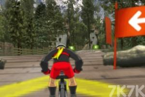《越野自行车大赛》游戏画面4