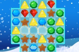 《冰雪消除》游戲畫面1
