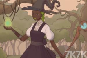《森林女巫装》游戏画面1