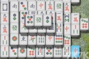 《经典麻将连连看》游戏画面4