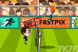 《头球挑战赛》游戏画面3
