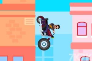 《朋克机车赛》游戏画面4
