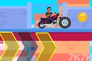 《朋克机车赛》游戏画面3